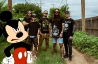Thy Art Is Murder Have Been Banned From Disney Venues… Again