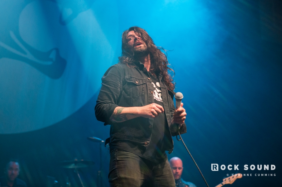 Taking Back Sunday, The Troxy, June 18 // Photo: Corinne Cumming