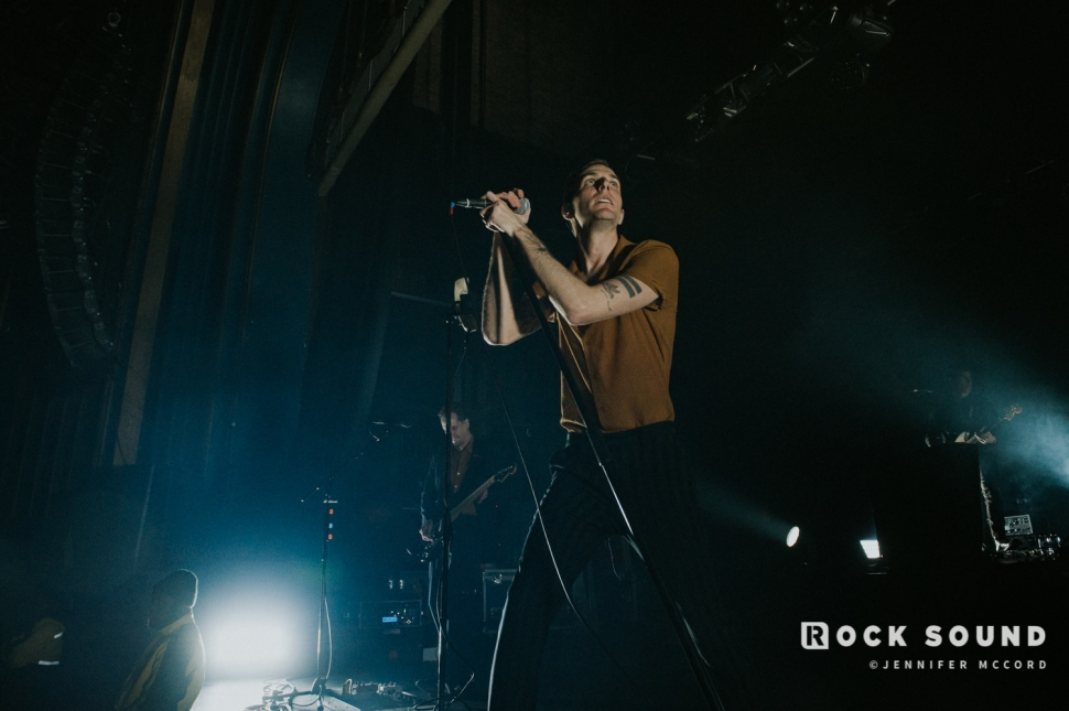 The Maine, Kentish Town Forum, London, February 29 // Photo: Jennifer McCord
