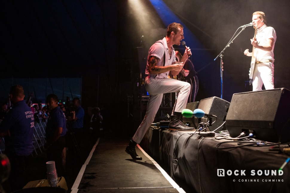 The Maine, Reading Festival, August 23 // Photo: Corinne Cumming