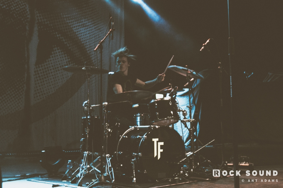 The Faim, Kentish Town Forum, September 29 // Photo: Ant Adams