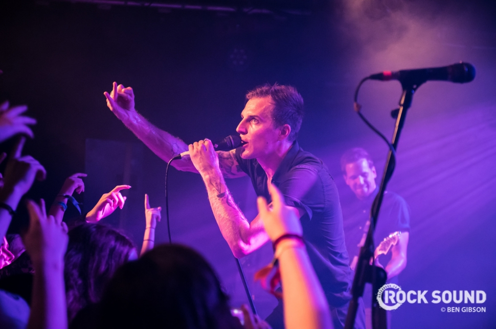 The Maine, Dingwalls, June 06 // Photo: Ben Gibson