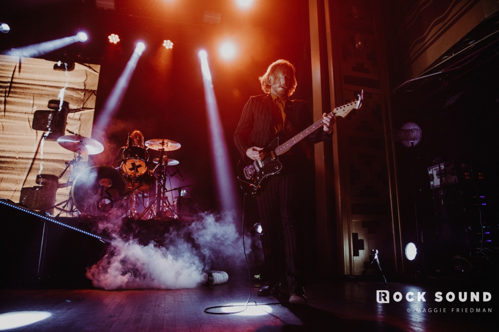 The Maine, Webster Hall, New York, November 06 // Photo: Maggie Friedman
