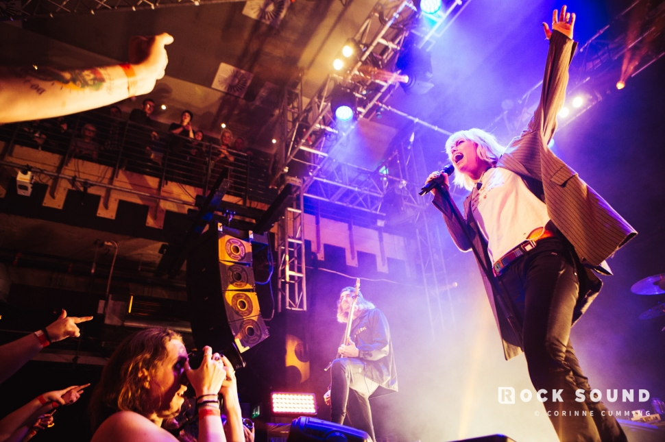 "This Is What Tonight Alive's ""Fully Plugged"" London Headliner Looked Like"