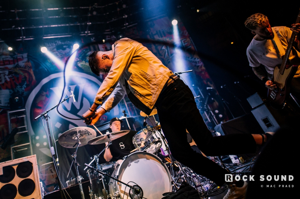 Trash Boat, The Roundhouse, March 01 // Photo: Mac Praed