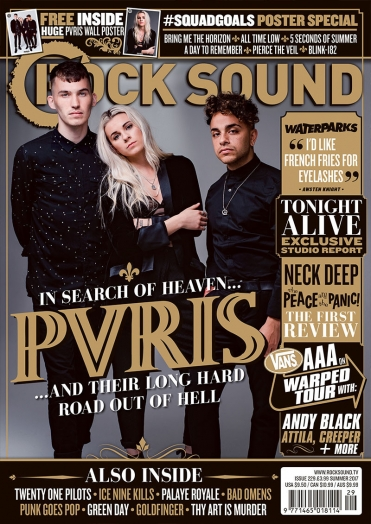 Rocksound - Issue 229 - Summer 2017