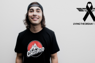 "Vic Fuentes On Living The Dream: ""I Love This Organisation And I Didn't Want To See It Go Down"""