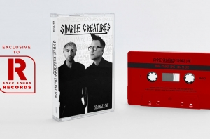 Get Your World Exclusive Cassette Copy Of Simple Creatures' Debut EP From Rock Sound Records