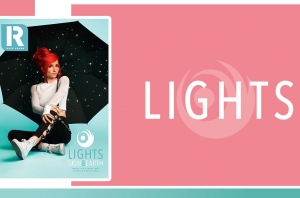 Welcome Lights To The Cover Of Rock Sound!