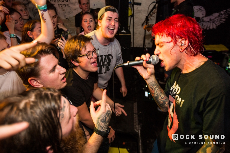 Inside WSTR's Intimate Kingston Headliner