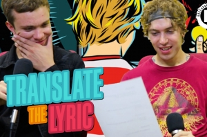 WSTR's Sammy And Boots Play A Game Of 'Translate The Lyric'
