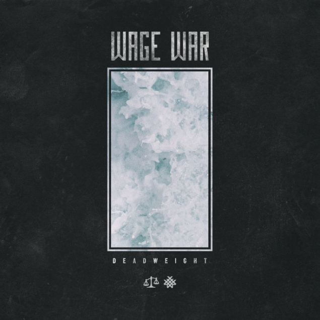 Wage War - 'Deadweight' Cover