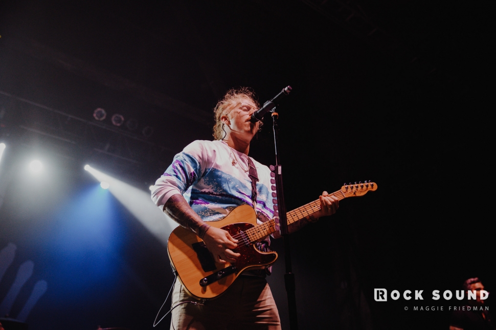 We The Kings, The Paramount, New York, October 31 // Photo: Maggie Friedman