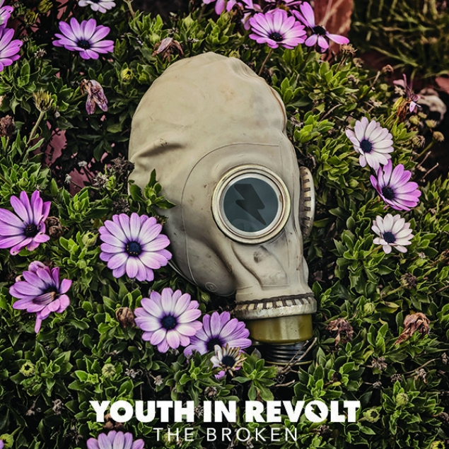 Youth In Revolt - 'The Broken' Cover