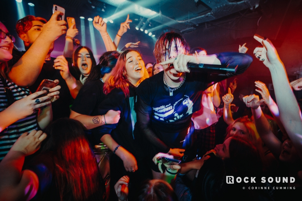 Yungblud, Camden Assembly, London, February 10 // Photo: Corinne Cumming