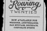 No, You Can't Hire Aaron West And The Roaring Twenties To Play At Your Wedding / Bar Mitzvah