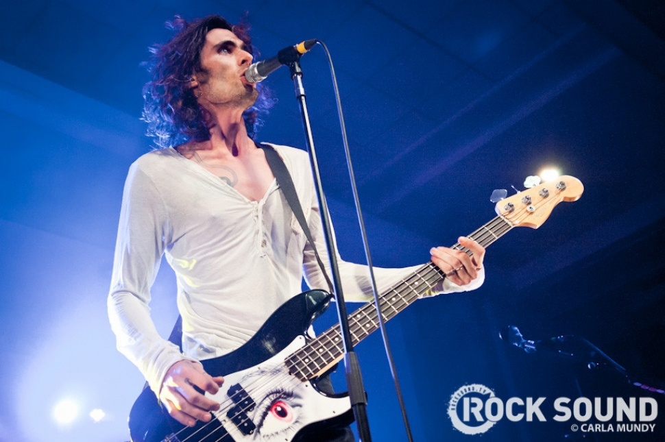 Slam Dunk was in May, and we got to see The All-American Rejects again for what feels like the first time in YEARS.