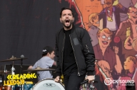 Right Back At It Again: 12 Photos Of A Day To Remember Getting To Work At Leeds