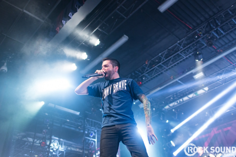 A Day To Remember Live In New York