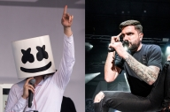 A Day To Remember Have Recorded A Song With Marshmello, And It's Dropping This Week