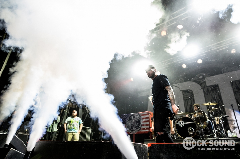 A Day To Remember, Ocala Tuscawilla Park, March 18 // Photo: Andrew Wendowski