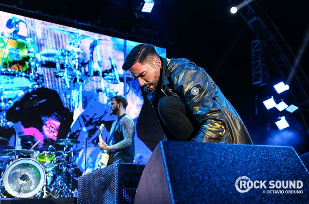 13 Photos Of ADTR, Underøath, Issues, letlive. + More Doing Their Thing At Self Help Fest