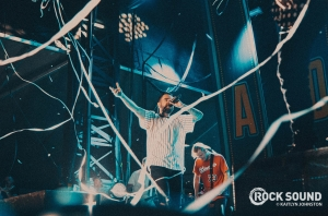 This Is What ADTR, Falling In Reverse, Pierce The Veil + More Looked Like At Self Help Fest