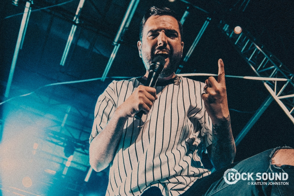 A Day To Remember, Self Help Festival Detroit, October 07 // Photo credit: Kaitlyn Johnston