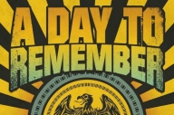 A Day To Remember Have Announced A Tour