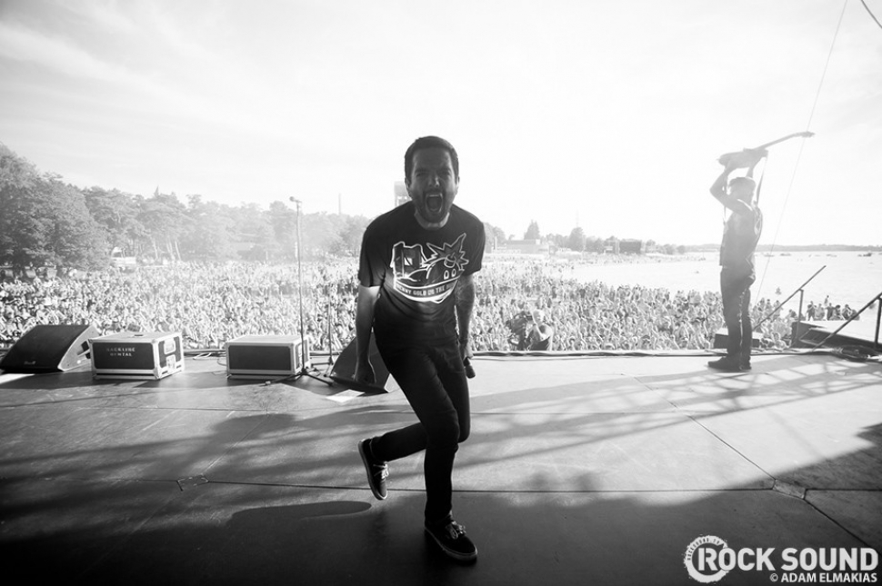 Live & Loud: A Day To Remember at Rock The Beach (Part One)