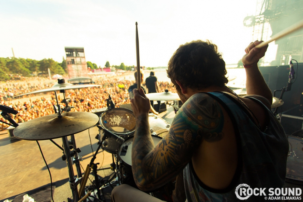 Live & Loud: A Day To Remember at Rock The Beach (Part Two)