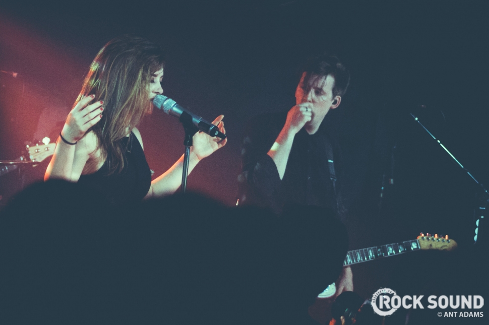 Against The Current, London Borderline, August 24 // Photo: Ant Adams