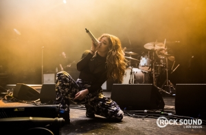 "Against The Current's Chrissy Costanza: ""There Is Light Out There"""