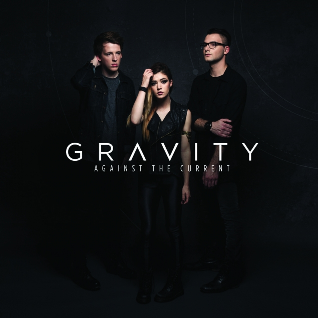 Against The Current - Gravity Cover