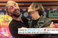 All Time Low's Alex Gaskarth Is Working With The Faim On New Music