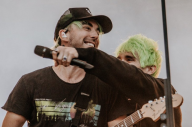 Watch Awsten Knight Join All Time Low On Stage Last Night For A Collab