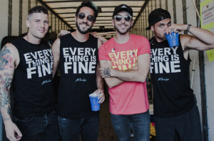 All Time Low Have Already Demoed New Songs, And The Maine Have Heard Them