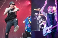 Alex Gaskarth Joined State Champs On Stage At Warped Tour