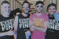 "All Time Low's ""Little Break"" Is Over, And A New Album Is On The Way According To Alex Gaskarth"