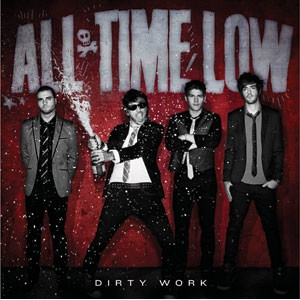 All Time Low - Dirty Work Cover