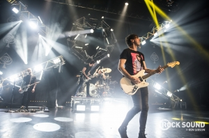 "All Time Low In London: ""'Last Young Renegade' Is Go!"""