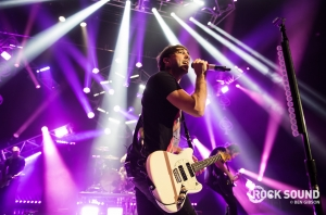 Listen To All Time Low's Alex Gaskarth Sing On A Christmas Song