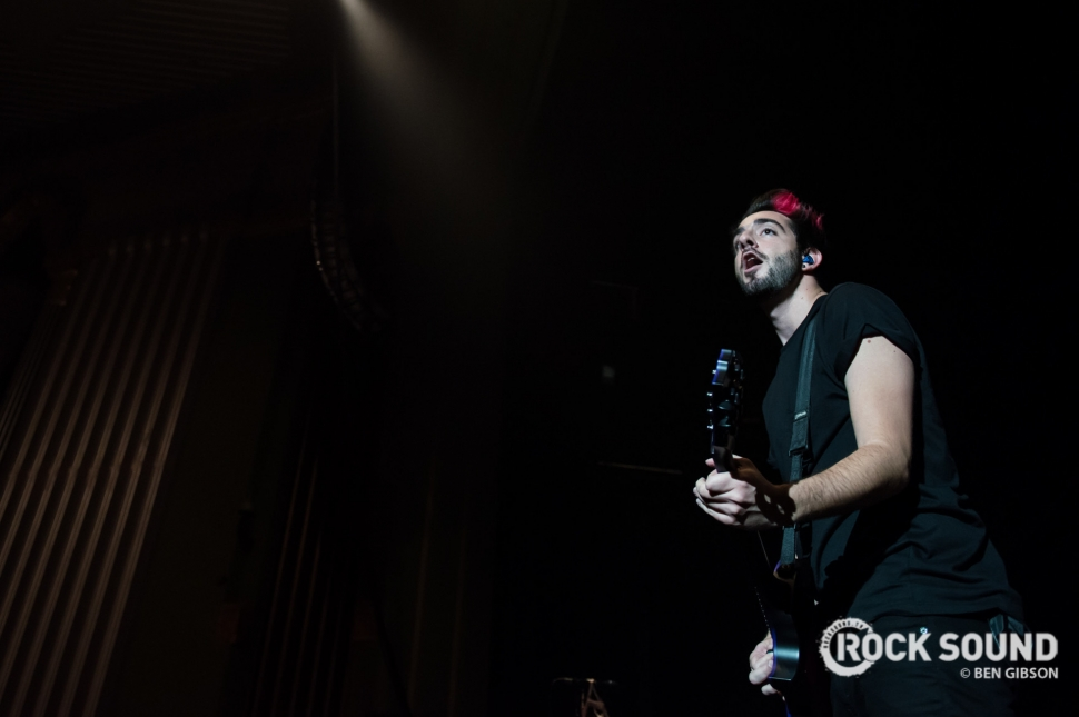 All Time Low, London Eventim Apollo, March 10 // Photo: Ben Gibson