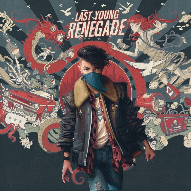 All Time Low - 'Last Young Renegade' Cover