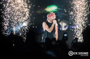 Inside All Time Low's Huge Alexandra Palace Headliner