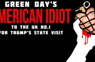 There's A Fan Movement To Get Green Day's 'American Idiot' To Number One For Trump's State Visit