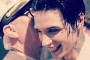 American Satan Are Teasing That Andy Biersack Will Continue In The Upcoming TV Series