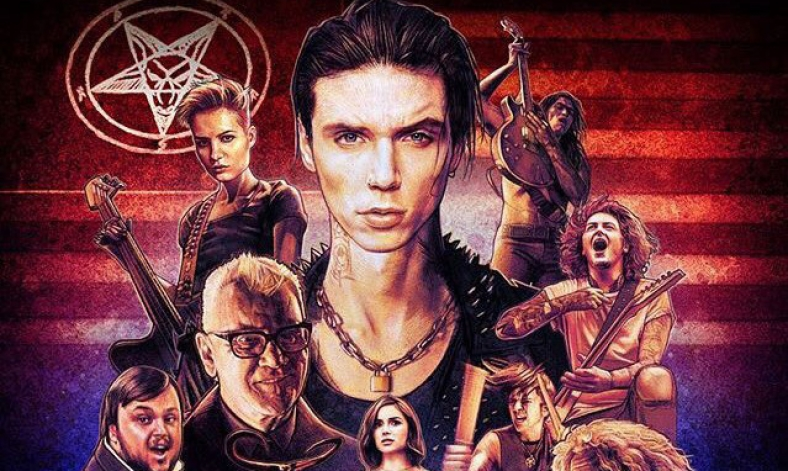 Listen To Two New Songs By The Relentless From American Satan - News