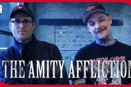 The Amity Affliction's Joel & Ahren Talk New Album 'Everyone Loves You…Once You Leave Them'
