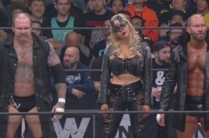 Every Time I Die Guitarist Andy Williams Has Made His AEW Wrestling Tag Team Debut